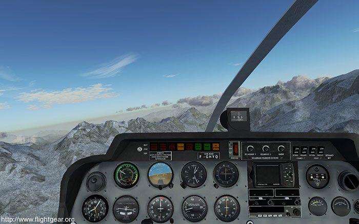 open-source-games-flight-gear