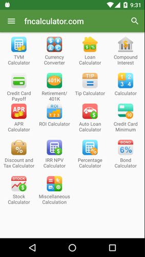 best-expense-tracker-apps-android-financial-calculators