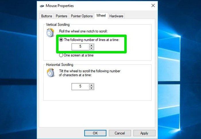 customize-mouse-windows-10-wheel