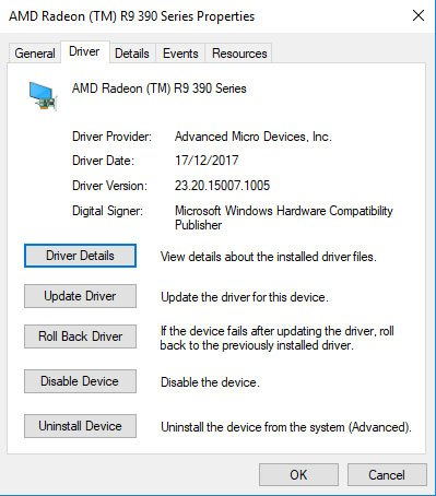 second-monitor-not-detected-roll-back-driver