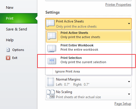 microsoft-excel-print-current-selection