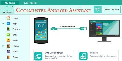 Coolmuster Android Assistant: Backup, Restore, and Manage Files