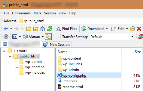 fix-incorrect-ip-in-wp-open-wp-config-file