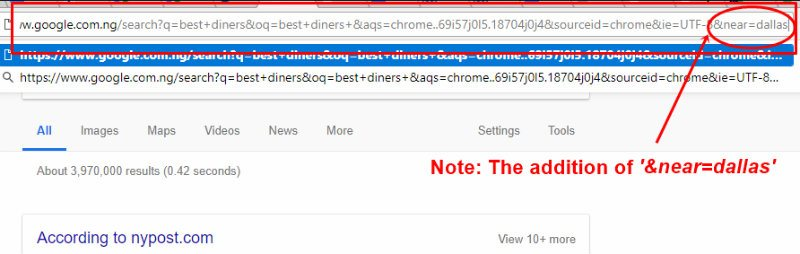 google-search-and-geo-location-changes-browser-parameter