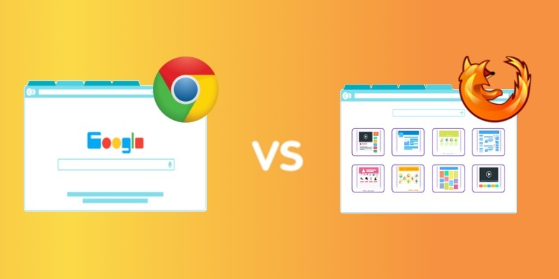 Firefox Quantum Look >> Chrome vs. Firefox Quantum - Which One Is the Better Browser - Make Tech Easier