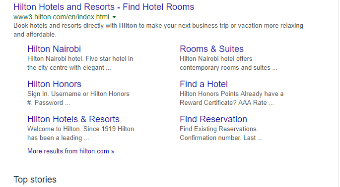 google-targeted-search-results