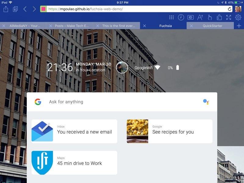news-android-fuchsia-homescreen