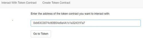 tokenfactory-interact