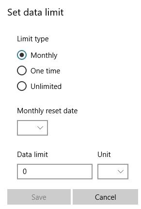 windows-data-limit-options