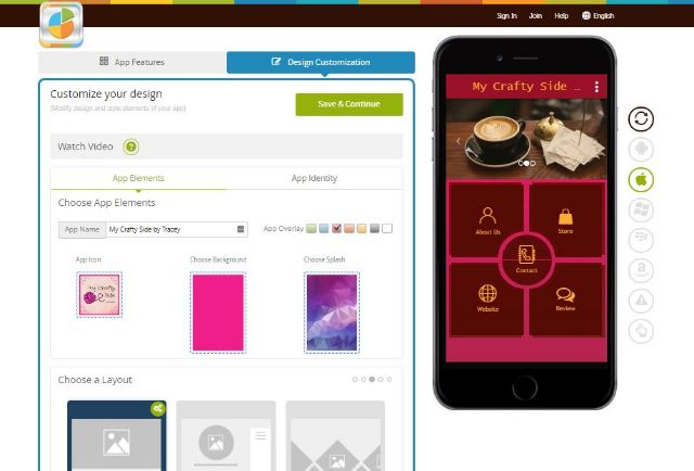 create-apps-appypie
