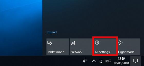 access-windowsapps-folder-location-all-settings