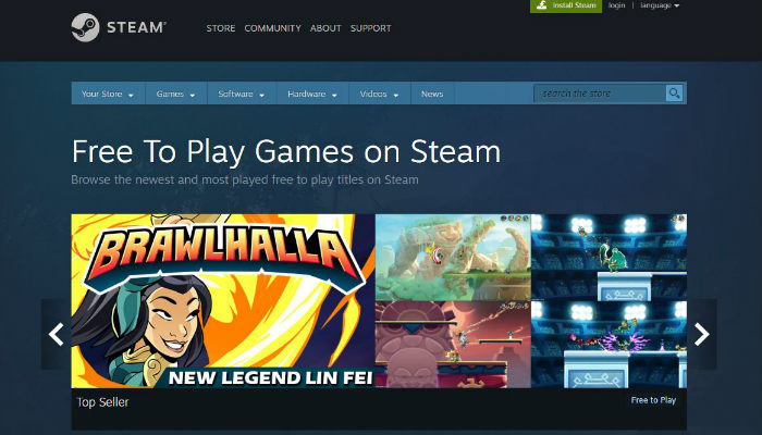 free-games-steam