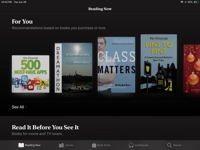 ios-12-public-beta-books
