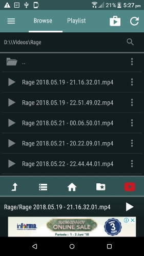 use-android-as-vlc-remote-control-browse