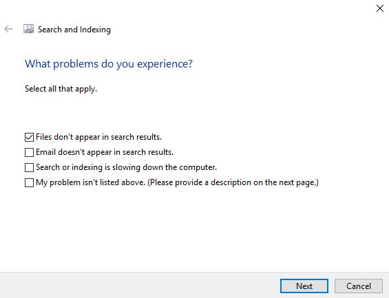 windows-10-start-menu-search-not-working-troubleshooter