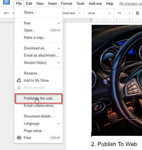 extract-images-from-google-docs-publish-to-web