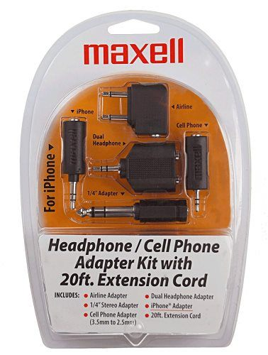 airplane-adapters-maxell