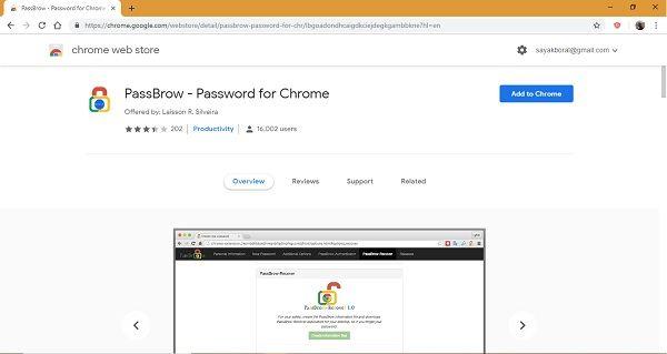 passbrow-password-for-chrome
