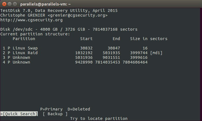 data-recovery-tools-for-linux-testdisk