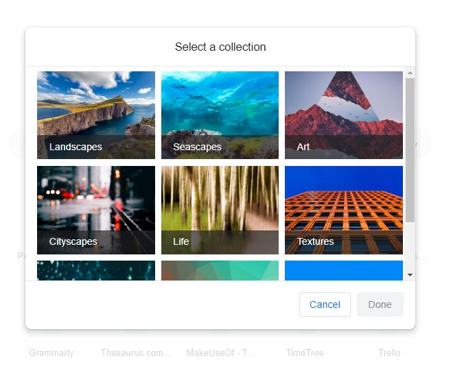 google_tab_page_background_collection