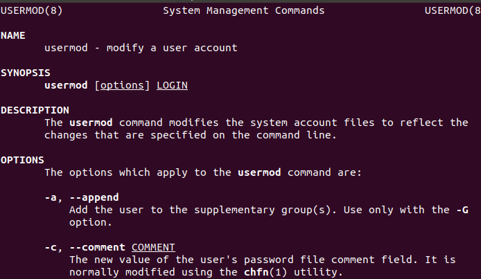 linux-usermod-man