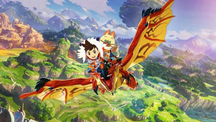 new-ios-and-android-games-2018-monster-hunter-stories