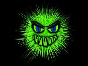 message-attack-virus