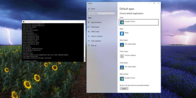 How to Change, Reset and Replace File Associations in Windows 10