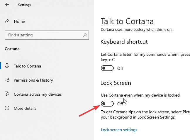 win10-disable-cortana-on-lockscreen-settings-app