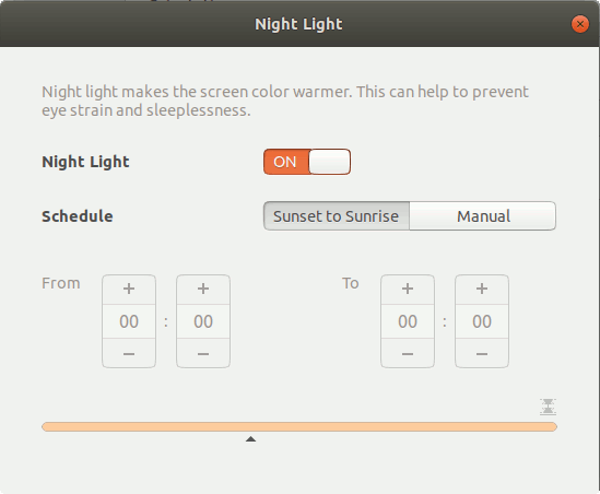 gnome-configure-night-light
